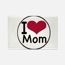 Cute Parents day Rectangle Magnet (100 pack)