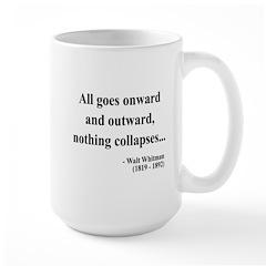 Walt Whitman 20 Mug