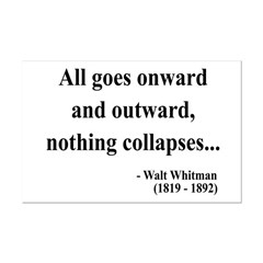 Walt Whitman 20 Posters
