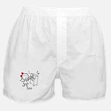 Piano - Soo Boxer Shorts
