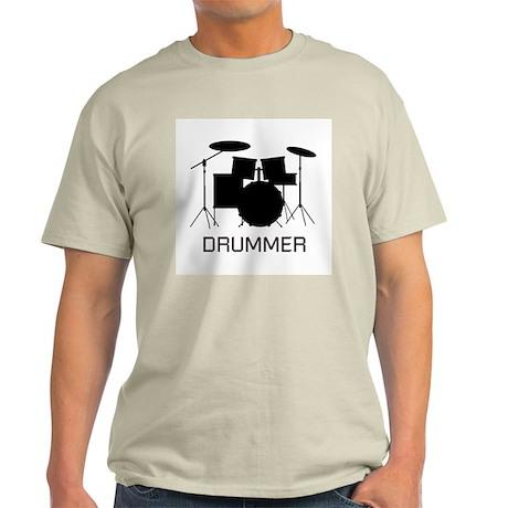 Drummer Light T-Shirt