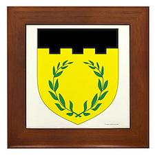 Caerthe Framed Tile