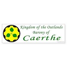 Caerthe populace Bumper Sticker