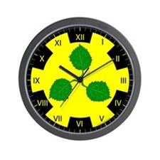 Caerthe populace Wall Clock