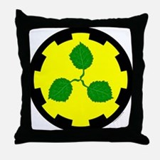 Caerthe populace Throw Pillow
