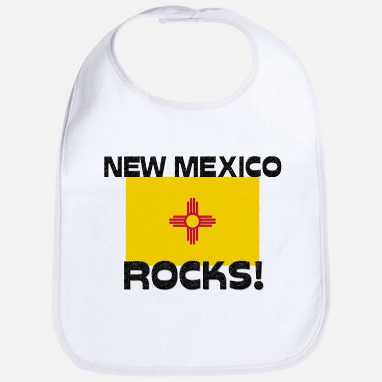 New Mexico Rocks! Bib