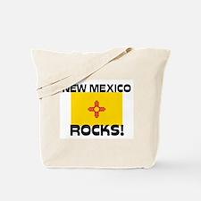 New Mexico Rocks! Tote Bag