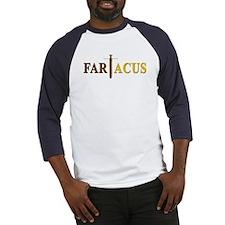 Fartacus Fart Humor Baseball Jersey