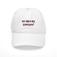 Questions Baseball Cap