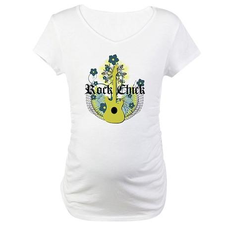 Rock Chick Maternity T-Shirt