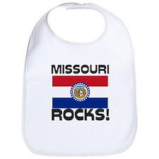 Missouri Rocks! Bib