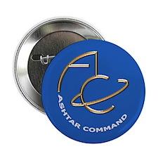 "Ashtar Command 2.25"" Button"