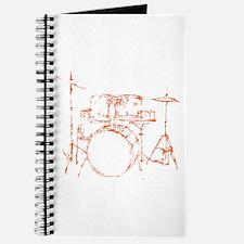 Drum Kit Drums Set Journal