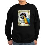 PARROTS of the CARIBBEAN Sweatshirt (dark)