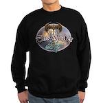 TIMEWASTER II Gamer Widow Sweatshirt (dark)
