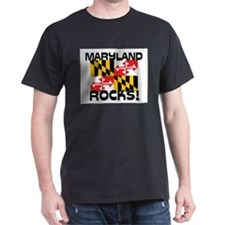 Maryland Rocks! T-Shirt