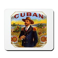 Cuba Cuban Mousepad