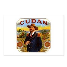 Cuba Cuban Postcards (Package of 8)