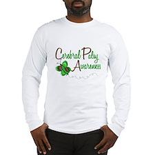 CP Awareness 1 Butterfly 2 Long Sleeve T-Shirt