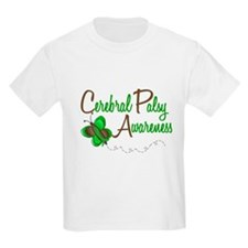 CP Awareness 1 Butterfly 2 T-Shirt