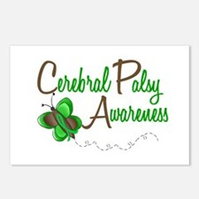 CP Awareness 1 Butterfly 2 Postcards (Package of 8