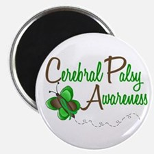 """CP Awareness 1 Butterfly 2 2.25"""" Magnet (100 pack)"""