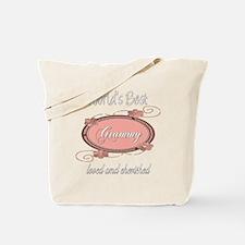 Cherished Grammy Tote Bag