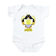 Penguin Noel Infant Bodysuit