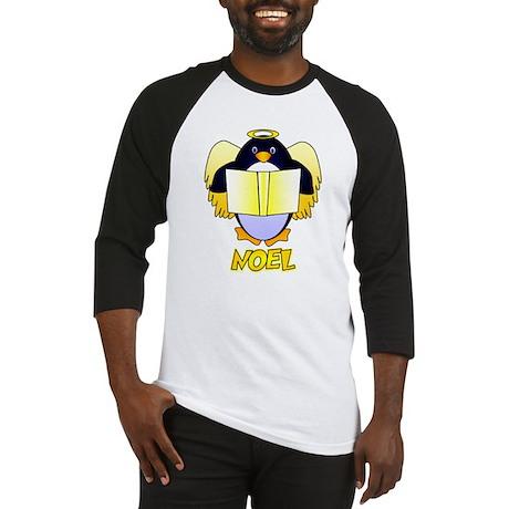 Penguin Noel Baseball Jersey