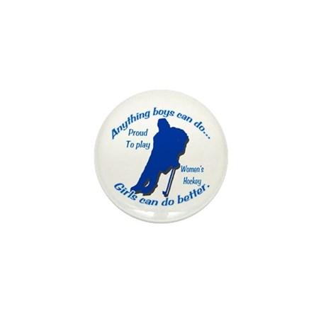 Anything Boys Can Do... Mini Button (10 pack)