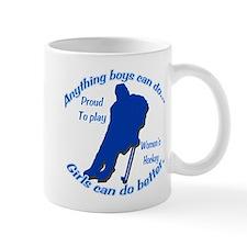 Anything Boys Can Do... Mug