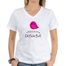 Golf Chicks Rock! - Shirt