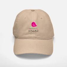 Golf Chicks ROCK! Baseball Hat