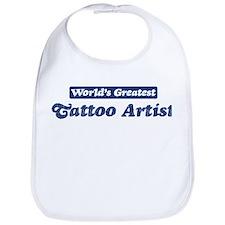 Worlds greatest Tattoo Artist Bib