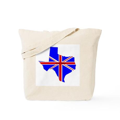 British Texan Tote Bag