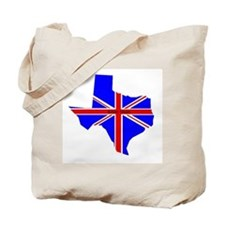 British Texan Tote Bag