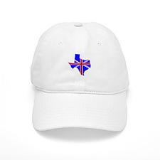 British Texan Baseball Cap