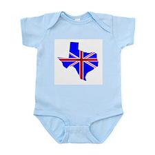 British Texan Infant Creeper