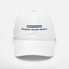 Worlds greatest Religious Stu Baseball Baseball Cap