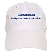 Worlds greatest Religious Stu Baseball Cap
