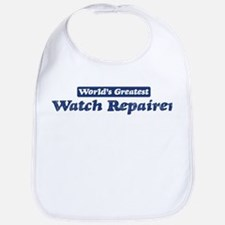 Worlds greatest Watch Repaire Bib
