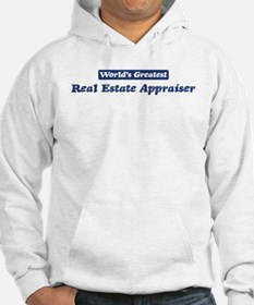 Worlds greatest Real Estate A Jumper Hoody