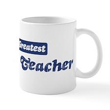 Worlds greatest Sociology Tea Mug