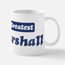 Worlds greatest US Marshall Mug