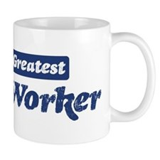 Worlds greatest Social Worker Mug