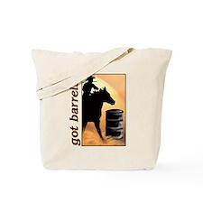 Cute Gymkhana Tote Bag