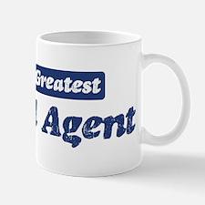 Worlds greatest Travel Agent Mug