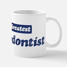 Worlds greatest Prosthodontis Small Small Mug