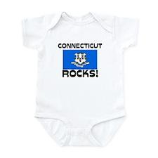 Connecticut Rocks! Infant Bodysuit