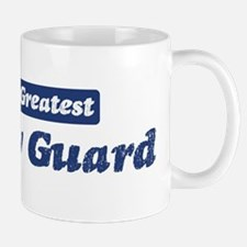 Worlds greatest Security Guar Mug